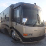 2006 TRAVEL SUPREME MOTORHOME Front Salvage