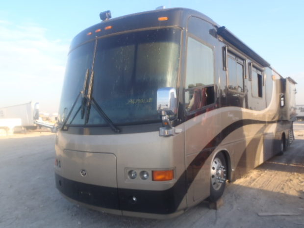 2006 TRAVEL SUPREME MOTORHOME Salvage