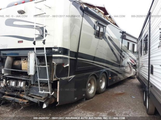 2005 Monaco Dynasty Motorhome Salvage Parts | Colaw RV Used Parts